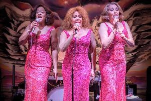 The Three Degrees are heading to Morecambe as part of their 50th anniversary tour.
