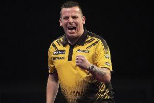 Dave Chisnall is into tomorrow night's final in Dublin