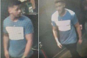 Do you know this man? Police want to speak to him about a serious assault at the Sugar House Club, run by Lancaster University Students Union, in the early hours of Sunday, October 6