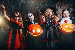 Take your kids along to the Zombieville Halloween party at The Globe Arena in Morecambe.