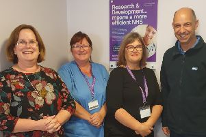 Oncology research team have recruited patients to the Add-Aspirin study.