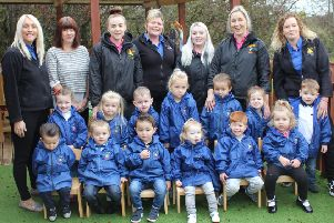 Heysham pre-school retains 'outstanding' Ofsted rating