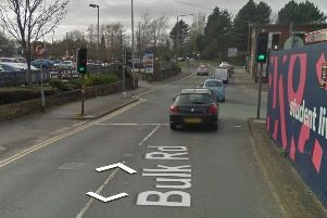 Lancaster gridlocked as police investigate collision leaving man with serious injuries