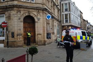 Lancaster's Barclays Bank 'closed for forseeable future' after burglary