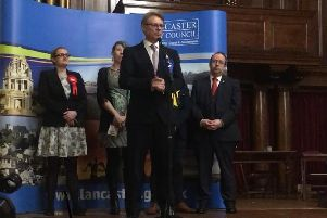 David Morris wins in Morecambe and Lunesdale