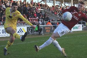 Morecambe lost their fifth straight away game when they travelled to Northampton Town