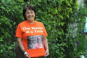 Jean Anderson has set up charity One Woman at a Time
