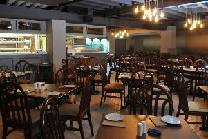 How Marco's looks inside after its major refurbishment.