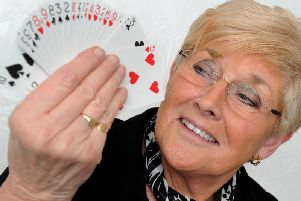 Anne Walmsley is the first and only female president of Blackburn's Modern Mystique League.