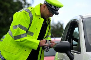 The new breathalysers will give police and instant reading