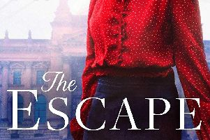 The Escape by Clare Harvey