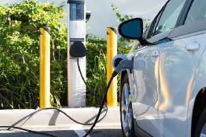 Electric vehicle 'charging super hub' plan for Lancaster Park and Ride