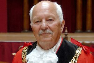 Former councillor Paul Woodruff, who passed away on February 19.