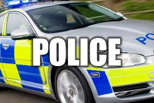 Police have closed Bye-Pass Road in Bolton-le-Sands after an accident.