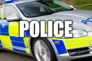 Police are appealing for information following a collision in Bolton-le-Sands in which two elderly pedestrians were injured.