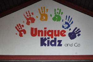 Funds were raised for Unique Kidz and Co