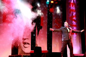 'Tupelo to Vegas: A tribute to Elvis' is coming to The Platform.