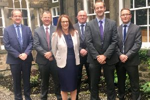 Two new partners for Lancaster accountancy firm Scott & Wilkinson