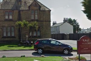 St Mary's Church in Matthias Street, Morecambe. Image courtesy of Google Streetview.