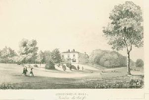 Springfield Hall and park, Lancaster.