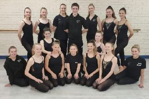 Lancaster's Turning Point Theatre Arts school pupils all set for the  dance trip of a lifetime to America.