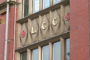 Auditors have been through Lancashire County Council's books