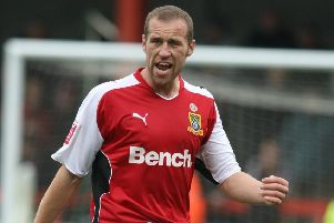 David Artell played for Morecambe (Getty Images)