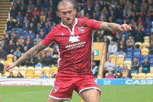 Morecambe gained a creditable draw at Mansfield Town in their last league outing