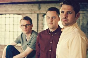 Wentworth Music Festival 2018 headliners Scouting For Girls