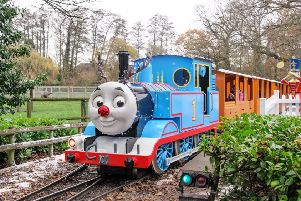 Win a Stay & Play package at Drayton Manor Park