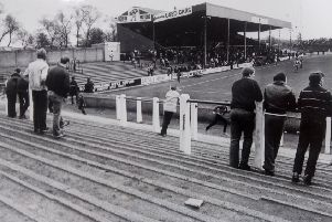 Belle Vue in its glory days in the early 1980s.