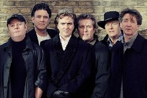 The Hollies.