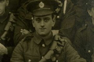 Soldier, Harry Shaw
