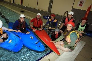 Esther Matthews from Green Star Canoe Club has been awarded the British Empire Medal for her work with the club.