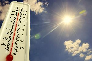 In general, temperatures will fluctuate between 14-19C, with a mixture of sunny intervals and cloud