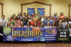 New musical: Todmorden Youth Theatre will be performing Imaginary next week.