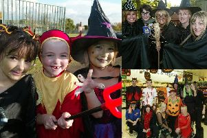 Looking back at Halloween in Calderdale over the years