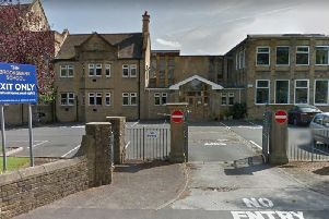 The Brooksbank School, in Victoria Road, Elland
