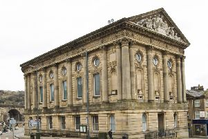 Todmorden Town Hall