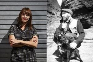 Under the Rock:The Poetry of a PlacebyBenjamin Myers andBlack Teeth and a Brilliant Smileby Adelle Stripe have both made the list.