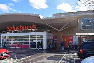 Sainsbury's in Halifax