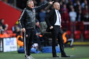 Chris Wilder (Sheffield United) would take charge of our alternative Premier League XI for the season so far.