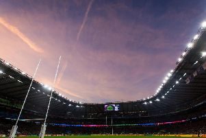 Twickenham Stadium home of the RFU (SWPIX)
