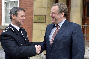 Ex-Yorkshire Chief Constable accuses crime tsar of abusing investigation process against him 'for political purposes'