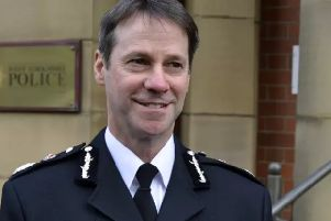 Ex-Chief Constable Mark Gilmore 'could have tried to disprove misconduct claims by remaining a police officer'