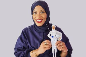 Meet the new hijab wearing Barbie