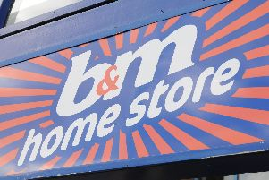 B&M has apologised