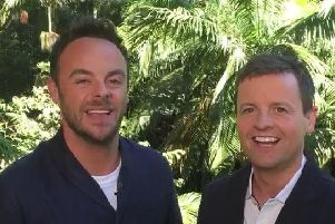 Ant and Dec.