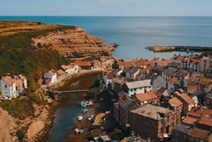 Watch: Stunning drone footage of Yorkshire's coast and Dales from the air