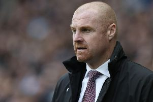 Sean Dyche has been in charge since October 2012.